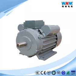 Портативный машинного доения использует электродвигатель Wnm сельскохозяйственного одна фаза типа электродвигателя Yl80m2-4/Dl два значения конденсатор индукционные двигатели
