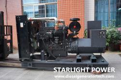 Shangchai 150 kw de generación de potencia del motor Diesel grupos electrógenos de espera para la venta