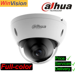 Farbenreiche Nachtsicht-ÜberwachungskameraIpc-Hdbw4239r-Ase 2MP 1080P volle HD StarlightPoe Dahua IPcctv-Überwachungskamera-Lieferanten