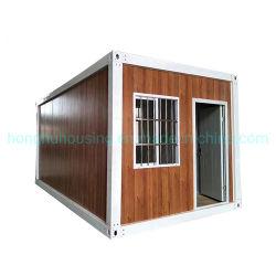 Prefabricados modulares móviles de recipiente de madera Home/Casa contenedor Modular prefabricados