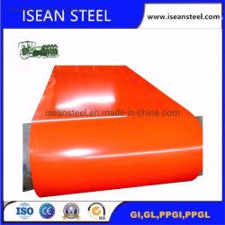 D'acciaio galvanizzato colore principale di qualità/preverniciare d'acciaio per costruzione