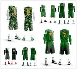 Оптовая торговля баскетбол Джерси OEM Вашей собственной группы единообразного набора женщин баскетбольные футболки на заказ
