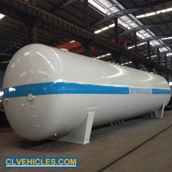 Нигерия 100, 000L газовый газ танкер 100МУП 50т используется СИСТЕМА ПИТАНИЯ СЖИЖЕННЫМ ГАЗОМ газа бак для хранения