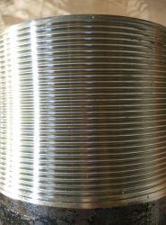 Isolierstahlrohr, schrauben Stahlrohr, verlegtes Stahlrohr, geflanschtes Stahlrohr