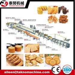 Strumentazione automatica piena dell'alimento per produzione dei biscotti