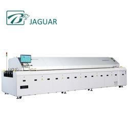 Jagaur Horno de soldadura por reflujo de gran tamaño de la máquina para productos de gama alta