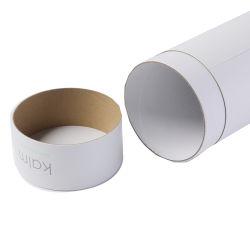 Colorida oferta barata tubo de papel de embalaje de diseño personalizado
