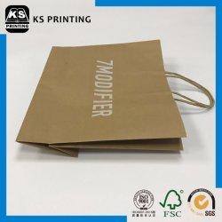 De houten het Winkelen van de Kleur het Verpakken Druk van de Hand van het Document van de Verpakking