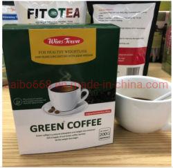 Vermindert de Slanke Groene Koffie van Amerika, het Midden-Oosten, Non-Fat Etiket van de Douane van de Koffie