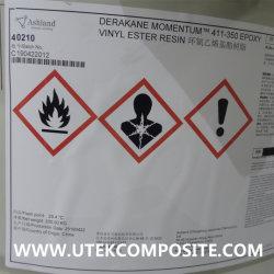 Ashland Derakane Momentum (TM) 411-350 Resina Epoxi éster de vinilo