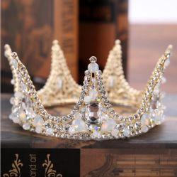 Mode cas de mariage Accessoires de cheveux Bijoux décoratifs Tiara