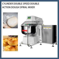 Hochleistungs umdrehen Teig-Mischer Ymf-125 des Formel-Doppelt-verantwortlichen doppelte Geschwindigkeits-Teig-Spirale-Mischer-125kg