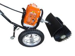Бензин Snowplow Handpush мини щеточная машина