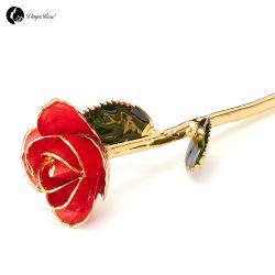 유럽 판 금 로즈 도매 승진 선물