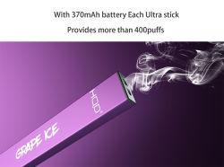 超Hqdの棒Eのタバコからの最も熱い/Thinnest使い捨て可能なVapeのペンのポッド