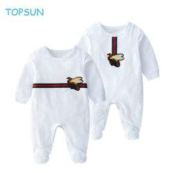 Новорожденный ребенок хлопок одежды детей своих габаритов форвард сна и играть износа