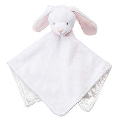 Doudou 신생 연약한 토끼 동물성 위안자 안정감을 주는 것 토끼 견면 벨벳 장난감