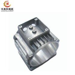 Boîtier moulé en aluminium OEM pour les motards de châssis du moteur