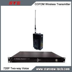 Передачи COFDM (мультиплексирование Nlos HDMI беспроводной передатчик видео двусторонняя голосовая