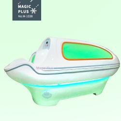 Luz de LED de máquina de emagrecimento corporal sauna de infravermelhos de ozono cápsula SPA Hidro