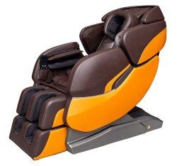 Haut de page électroniques 4D as full body fauteuil Fauteuil de massage Shiatsu Zero Gravity mur Hugging zéro rouleau de pied de l'espace chaise de bureau 3D RoHS Capsule Accueil Ce CB ISO