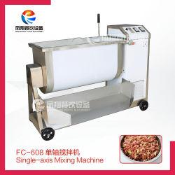 De Machine van de Mixer van het Proces van het Materiaal van de Salade van het Voedsel van de Sausen van de Worst van het Type van mixer