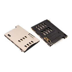 SIM-карты Push-Push 08p разъемы