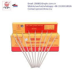 공장 공급 스톤 브리지 모든 종류의 용접 전극/용접 로드 E6013 E7018 E6010 E6011 안정적이고 좋은 품질, 경쟁력 있는 가격!
