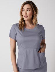 Comercio al por mayor elegante Scrubs uniformes enfermera Scrubs
