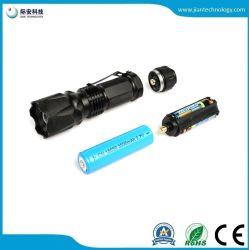 Jff17 AAA L2/T6 Mini LED LED Zoom Lanterna táctica