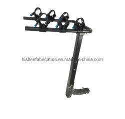 El cliente de acero Universal 3 Montaje de enganche Portabicicletas Portabicicletas plegable de 3 bicicletas
