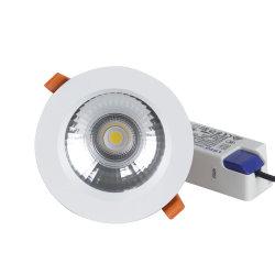 高い発電SAA LEDの穂軸はIP44 LED Downlightをつける