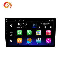 2DIN Android 9 de 10 pulgadas 1+16 GB 1024*600 Espejo de la pantalla táctil HD Stereo reproductor de audio para coche coche