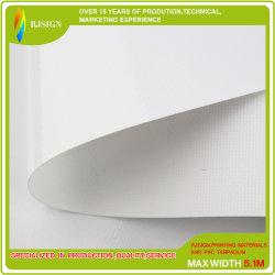 Goed doorlaatbaar afdrukmateriaal PVC White Coated Backlit Flex Banner