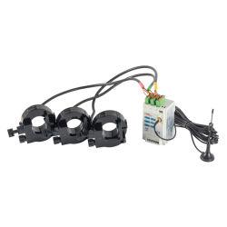 Acrl Aew100-D36X 무선 에너지 측정기 Lora 전력계 RS485 Modbus 분할 코어 전류 변압기 3개