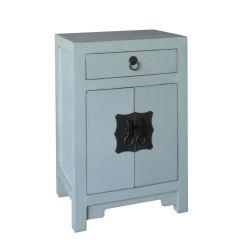Старинная мебель китайской деревянной Bedstand удлиненный356