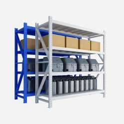 مخزن رف معدني للخدمة الشاقة/التخزين/الشاشة للبيع الساخن رف مع امتداد طويل بجودة عالية لمستودع و حامل التخزين