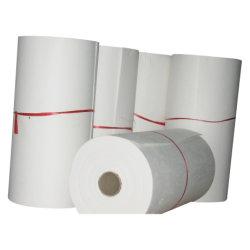 Papier de fibres de céramique (1260 haute pur) pour le chauffage de l'isolement