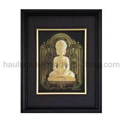 Het Indische god-3D Gouden Beeld van de Folie (hs-IN08)