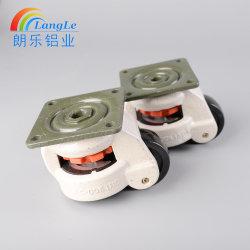 Bonne qualité Foma utilisés sur le profil de roue du châssis en aluminium
