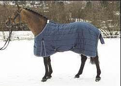 Серый теплый лошадь одеяло зимний стабильной лошадь ковров