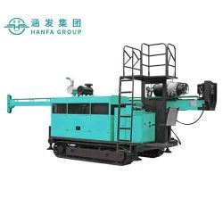 Hard Rock Drilling Machine ! Hfdx-4 Appareil de forage de base hydraulique