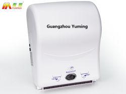 O plástico do rolo jumbo Sensor automático de papel-toalha dispensador de banheiro e cozinha