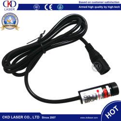 Ligne d'Indicateur à LED rouge Pointeur laser de la lumière avec point lumineux réglable
