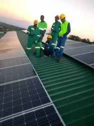 가정용 태양열 전력 시스템 가정용 5kW 태양열 시스템