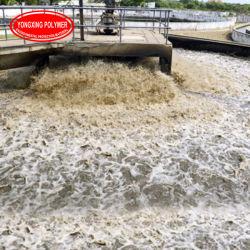 Fabrik-Zubehör-Wasserbehandlung-chemisches kationisches Polyacrylamid-Flockungsmittel