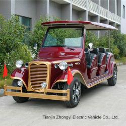China utiliza vehículos eléctricos de baja velocidad con sistema de aire acondicionado
