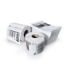 Großhandelspreis-China-direkte thermisches Papier Labeld selbstklebende Kennsatz-Größe 4X6