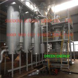 200kw 400 kw 800 kw 1MW gazogène de la biomasse des copeaux de bois Power Plant