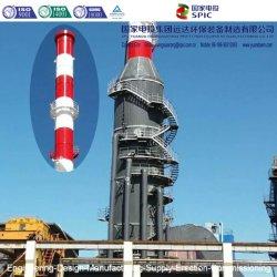 Fgd2X44 De Ontzwaveling van het Rookgas voor de Installatie van de Sinter van het Bedrijf van het Staal
